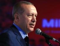 BENYAMİN NETANYAHU - Cumhurbaşkanı Erdoğan: Ey Netanyahu