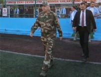 AFRİN OPERASYONU - Cumhurbaşkanı Erdoğan, sınır karakolunda