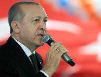 AFRİN OPERASYONU - Cumhurbaşkanı Erdoğan: 3 bin 844 terörist etkisiz hale getirildi