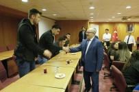 MEHMET YÜCE - Danimarkalı Öğrenciler Uludağ Üniversitesi'nde