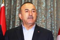 FRANSA DIŞİŞLERİ BAKANI - Dışişleri Bakanı Çavuşoğlu Açıklaması 'Trump'un Kararı Geç Kalınmış Bir Karar'