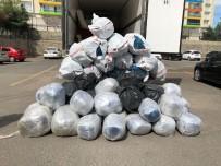 Diyarbakır'da 700 Kilogram Esrar Ele Geçirildi