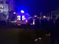Diyarbakır'da İki Kişi Arasında Bıçaklı Kavga Açıklaması 1 Yaralı