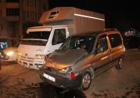 Elazığ'da 3 Ayrı Trafik Kazası Açıklaması 8 Yaralı