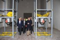 İMDAT SÜTLÜOĞLU - En Modern Çay Paketleme Fabrikasında Makine Montajında Sona Gelindi