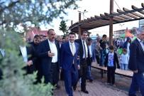 AHMET KARATEPE - Fatih Sultan Mehmet Parkı Törenle Hizmete Açıldı