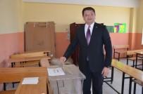 HAKAN ŞIMŞEK - FATSO'da Başkan Karataş Güven Tazeledi