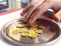 ALTIN FİYATI - Gram altın tarihinin en yüksek aylık kapanışını yaptı