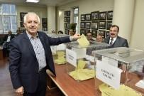 Gümüşhane TSO'da Organ Seçimleri Gerçekleştirdi