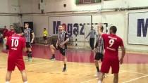 SÜLEYMAN SEBA - Hentbolda Şampiyon Beşiktaş Mogaz