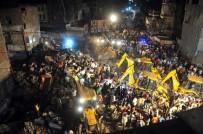 MUMBAI - Hindistan'da Otel Çöktü Açıklaması 10 Ölü