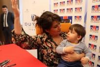 İclal Aydın, Nissara AVM'de İmza Gününe Katıldı