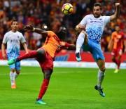 SELÇUK İNAN - İlk Yarı Galatasaray'ın