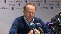 İRFAN BUZ - İrfan Buz Açıklaması 'Bugün Maçı Kazanmak İstedik Fakat Berabere Bitti'