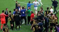ÇAYKUR - İstanbulspor-Çaykur Rizespor Maçında Gerginlik