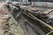 ALİ FUAT CEBESOY - İZSU'nun 'Yağmur Suyu Hattı' Çalışmaları Hız Kesmiyor