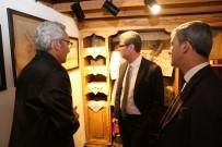 TURGAY ŞIRIN - Kamu Denetçisi Kalkan Turgutlu Kent Müzesi'ni İnceledi