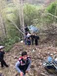 CEZAEVİ ARACI - Cezaevi aracı uçuruma yuvarlandı: 2 şehit