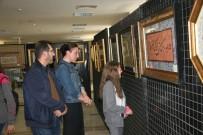 EMRAH YıLMAZ - Kur'an-I Kerim'in Mesajları Konulu 'Gelenekli Türk İslam Sanatları Sergisi' Açıldı