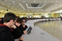 RECEP TOPALOĞLU - Liselerarası Kent Kültürü Bilgi Yarışması İlçe Elemelerinde Final Heyecanı