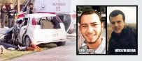 ÇAMKÖY - Milas'ta TIR İle Otomobil Çarpıştı; 2 Ölü, 1 Yaralı