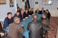 HALIL ELDEMIR - Milletvekili Eldemir'den Pazaryerliler Derneği'ne Ziyaret