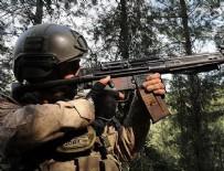 ROKETATARLAR - Amanos Dağları'nda 6 terörist etkisiz hale getirildi