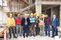 KEMERALTı - Pazarkapı'nın 2. Etabı 26 Nisan'da İhale Edilecek