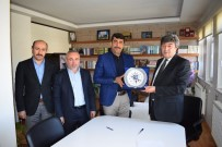 HIZMET İŞ SENDIKASı - Pınarbaşı Belediyesi'nde TİS Tamam