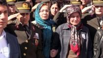 Siirt'te Şehit Asker İçin Tören