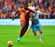 SELÇUK İNAN - Spor Toto Süper Lig Açıklaması Galatasaray Açıklaması 1 - Trabzonspor Açıklaması 0 (İlk Yarı)