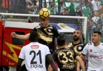 ALI TURAN - Spor Toto Süper Lig Açıklaması Osmanlıspor Açıklaması 0 - Konyaspor Açıklaması 0 (Maç Sonucu)