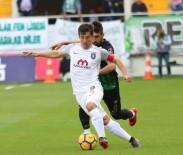 KERİM FREİ - Spor Toto Süper Lig Açıklaması T.M. Akhisarspor Açıklaması 1 - M. Başakşehir Açıklaması 0 (İlk Yarı)