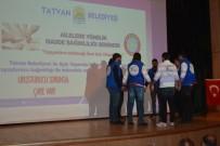 MADDE BAĞIMLISI - Tatvan'da 'Madde Bağımlılığı İle Mücadele' Semineri Verildi