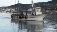 TROL - Tekneden Denize Düşen Genç Bulunamadı