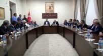 TİM Başkanı Büyükekşi Kilis Valiliğini Ziyaret Etti