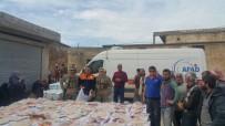 MAĞARACıK - TSK Ve AFAD'ın Afrin'e Gıda Desteği
