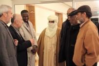 EMRULLAH İŞLER - Tuareg Şeyhleri Türkiye'de