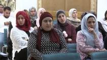 SAİT FAİK ABASIYANIK - Yazar Lekesiz Filistinlilere 'Türk Edebiyatında Öykü'Yü Anlattı