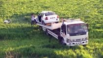 Yolcu Minibüsü İle Otomobil Çarpıştı Açıklaması 25 Yaralı
