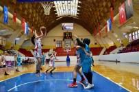TÜRKIYE BASKETBOL FEDERASYONU - Adana'da U15 Kızlar Anadolu Bölgeler Final Karşılaşmaları Başladı