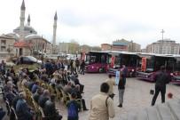 Ağrı Belediyesi Bünyesine Yeni Otobüs Kattı