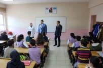 Ağrı Milli Eğitim Müdürü Turan, Okulları Denetledi