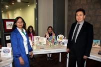 MUSTAFA ÜNAL - AGÜ'de 'Çini Sergisi' Açıldı