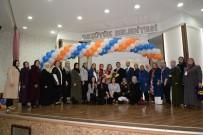 AK Parti Kadın Kolları Bilgilendirme Ve İstişare Toplantısı Yapıldı.