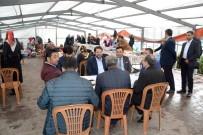 AK Parti Kadın Kollarından Mehmetçiğe Destek Kermesi