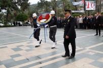 MUSTAFA HARPUTLU - Alanya'da Polis Teşkilatı'nın Kuruluş Yıldönümü Kutlandı