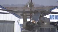 TORNADO - Almanya'da Askeri Helikopter Kaza Yaptı Açıklaması 1 Ölü