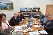 BÜYÜKMANDıRA - Alpullu Şeker Fabrikasının Özelleştirilmesi Konulu Toplantı Düzenlendi