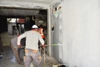 PAŞAKÖY - Altıeylül'den Evi Yanan Vatandaşlara Yardım Eli